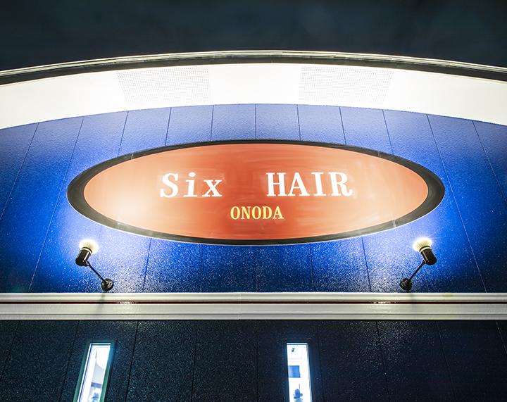 Six HAIR ONODA